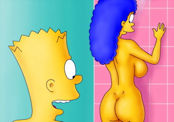 Popular family sex : Marge Simpson The Simpsons