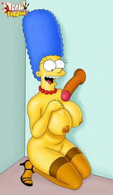 Marge likes home sex