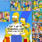 The Simpsons Family - sex cartoon website