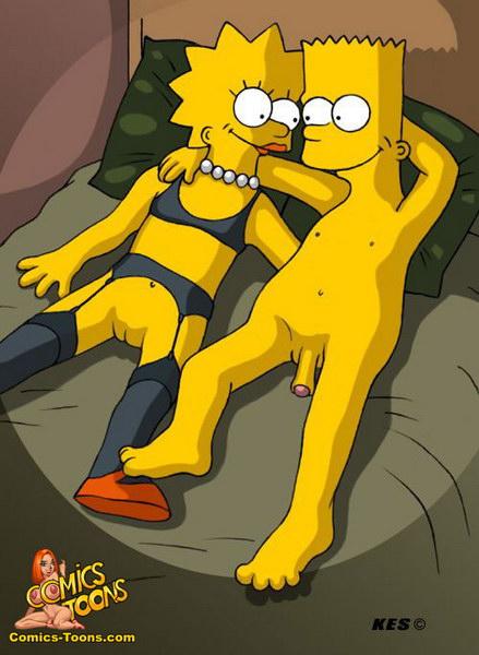 Lisa simpson nude free