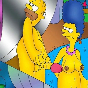 Marge Simpson Sex Fantasy