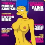 Drawn Sex presents Marge Simpson : Marge Simpson