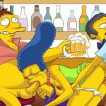 Nude Simpsons for all fans : The Simpsons