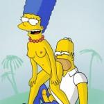 Homer Simpson sex : Homer Simpson