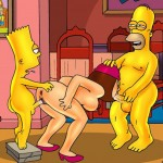 The simpsons sex porn is mega sexbomb : Marge Simpson Patty and Selma Springfield Sluts