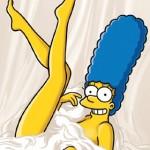 Simpsons porn scene - MARGE fucking : Marge Simpson Springfield Sluts
