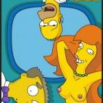 The simpsons porn & sex - Juicy redhead secretary : Redhead secretary Springfield Sluts