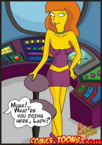 Juicy sexy secretary