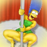 Animated gonzo porn of Marge Simpson! : Mixed Porn Comics Other Porn Comics The Simpsons