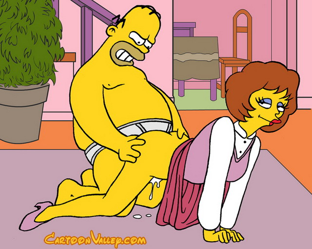 Simpsons Porn My Adult Fan Blog Include Mini Reviews For The