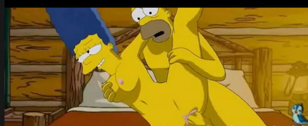 Homer Marge Simpson