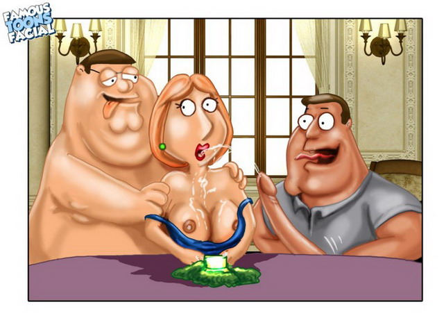 Family Guy porn drawing