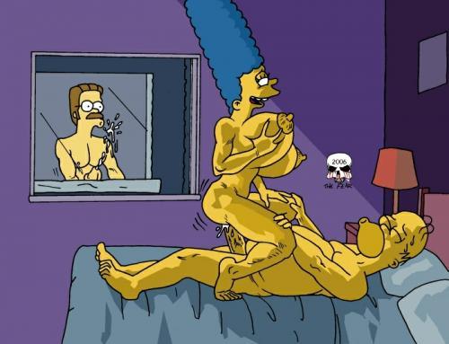 порно-симпсоны он лайн