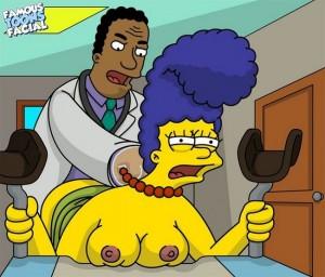 Marge loves hardcore