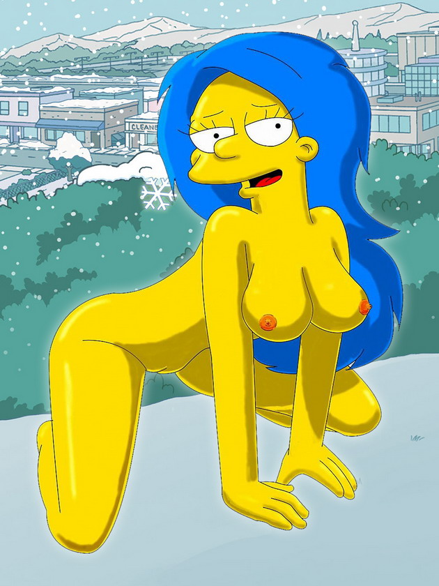 Sexy Marge