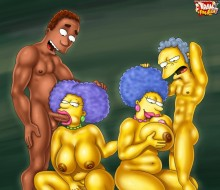 The Simpsons Porn Time