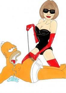 Homer Simpson porn pics : Homer Simpson