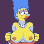 The Simpsons - Love and Sex! : Marge Simpson