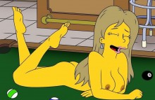The Simpsons Porno Style : Hot Babes