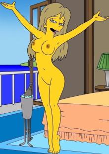 TV Toon sex scenes : Springfield Sluts
