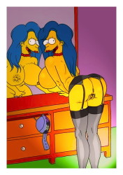 866555 - Marge_Simpson The_Simpsons