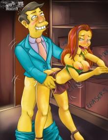Get Springfield Slut! : Hot Babes